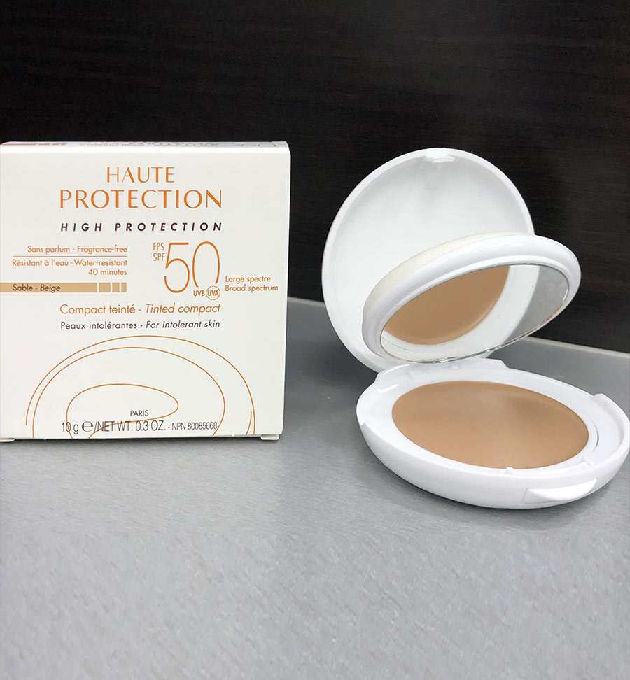 Tinted Mineral Compact Sunscreen