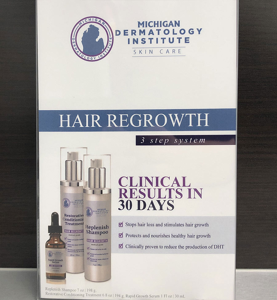 Hair Regrowth Kit